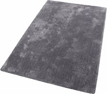 Relaxx 4150 19 Frost Grey Rectangle Plain/Nearly