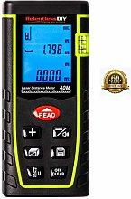 RelentlessDIY Laser Distance Measure 40m-Portable