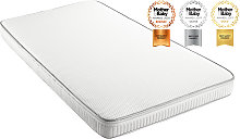 Relyon Luxury Pocket Sprung Cot Bed Mattress,