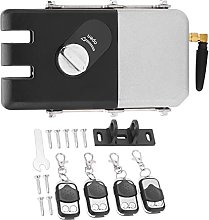 Remote Control Door Lock, Rugged and Durable