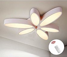 Remote Control Modern Ceiling Lamp Design Metal