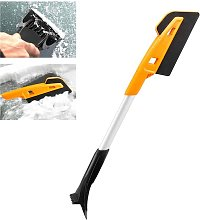 Removable Car Snow Brush & Whisk Ice Scraper &
