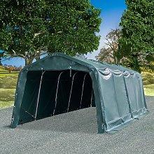 Removable Livestock Tent PVC 550 g/m² 3.3x8 m