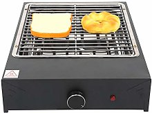 Removable NonStick BBQ Plate, Portable Electric