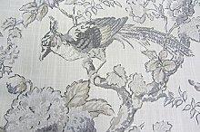 Renaissance Grey Porter & Stone (fryetts) Curtain