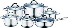Renberg Alexander Jumbo Cookware Set with Lid,