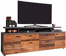 rendteam smart living Living Room Lowboard Cabinet