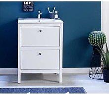 rendteam smart living Under Sink Cabinet, Wood