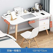 RENEO Computer Desk,Gaming Desk,Laboratory