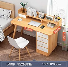 RENEO Computer Desk,Study Desk,PC Laptop
