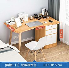 RENEO Computer Desk,Study Writing Table,Home
