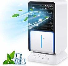 RenFox Portable Air Cooler, Mobile Air