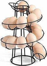 RENNICOCO Egg Skelter Deluxe Modern Spiraling