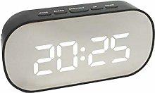 Renost Digital Alarm Clock Mirror Digital Clock
