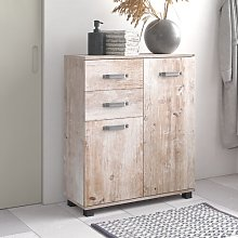 Renteria 80.6 x 94.8cm Wall Mounted Cabinet