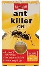 Rentokil FA105 Ant Killer Gel x 2