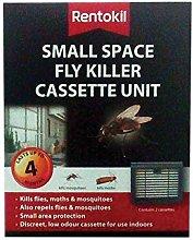 Rentokil Fly Killer Cassette, Black