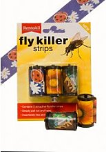 Rentokil Fly Killer Strips 3 Pack- pest control