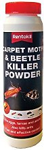 Rentokil PSC49 Carpet Moth and Beetle Killer Powder