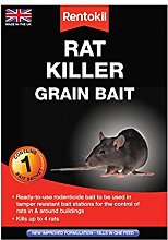 Rentokil Rat Killer Grain Bait Pack of 1 Sache