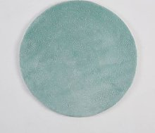 Renzo Round Tufted Cotton Rug, Large by La Redoute