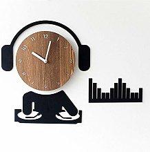 REOOHOUSE Wall clock European wall clock