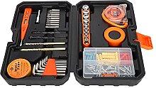 Repair Toolbox, Hand Tool Kit 99Pcs/Set Practical