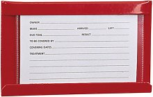 Replacement Card (S27A) (White) - Stubbs