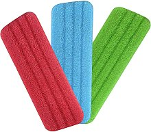 Replacement Cleaning Cover, 3pcs Mop Replacement