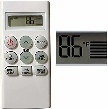 Replacement Friedrich Air Conditioner Remote