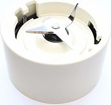 Replacement Jar Base/Collar with Blades Almond