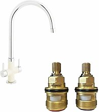 Replacement Pair Ceramic Cartridge Valve