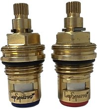 Replacement Valve Pair Cartridges Spares | Howdens