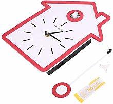Report Clock, Battery Powered Cuckoo Design Clock,