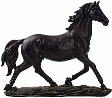 Resin Horses Statues and Sculptures Home Decor