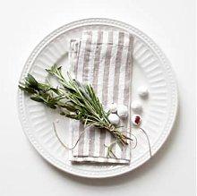 Resort Innsbruck - Linen napkins 2 er Natural