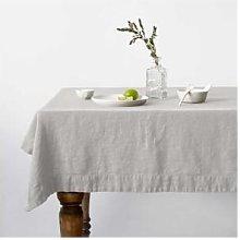 Resort Innsbruck - Tablecloth silver - Tischdecke