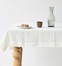 Resort Innsbruck - White Tablecloth - Tischdecke