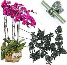 rethyrel 50 Pcs Plant Clips, Orchid Clips Plant