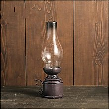 Retro Candle Holder, Creative Simulation Kerosene