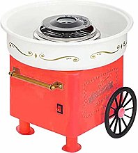 Retro Candy Floss Maker Machine for at Home, 500W,