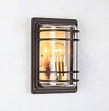 Retro E27 Wall Lamp Outdoor Indoor Waterproof IP44