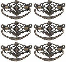 Retro Hollow Pattern Handle, Wardrobe Handle