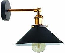 Retro Modern Wall Light Lamps, Metal Swing