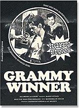 Retro Movie Poster British Famous Singer Picture
