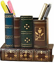 Retro Pencil Holder, Pencil Holders on a Wooden