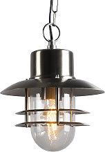 Retro Pendant Lamp steel - Shell