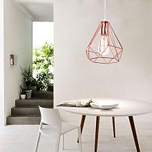 Retro Pendant Light 200MM Modern Ceiling Lamp