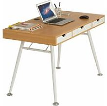 Retro Style Computer Laptop Writing Desk Table