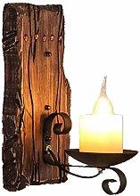 Retro Style Light Wall lamp Nostalgia Wrought Iron